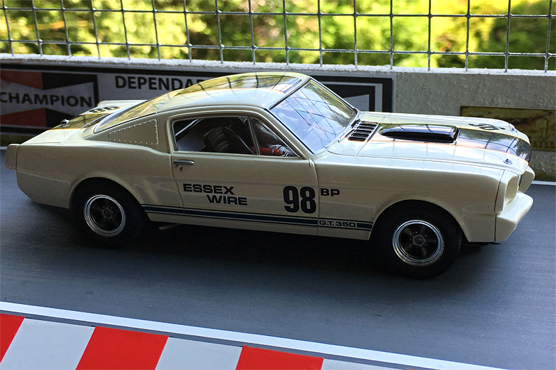 Ford-Shelby-GT-350-Essex-Wire-Hersteller-Revell